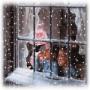 Красивая автрака из категории Новогодние #2621