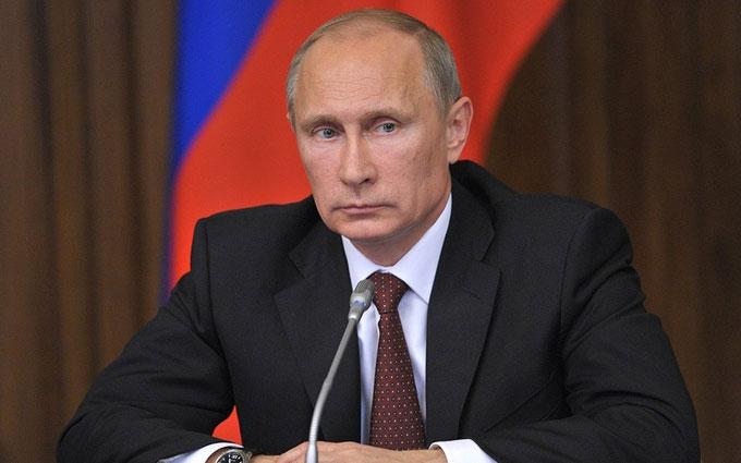 Именинное. Владимир Путин