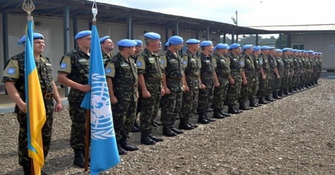 Миротворцы наДонбассе—  этотехнология Запада повозврату Украине еетерритории