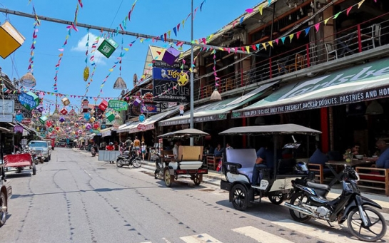 Камбоджа - это как микс Грузии, Таиланда, Малайзии