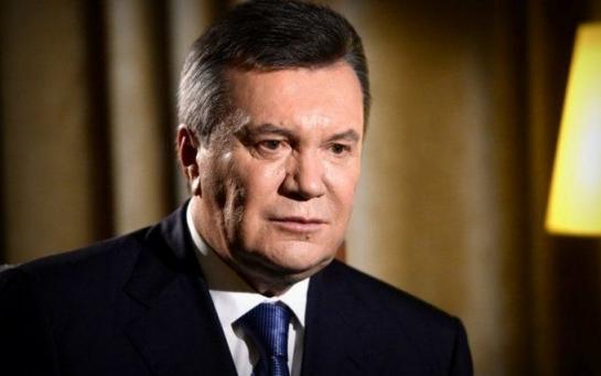 Извините, что опять про Януковича