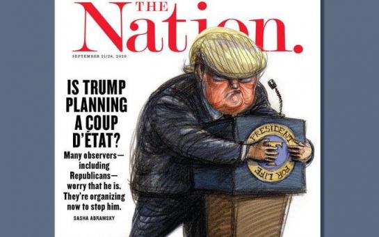 В предвыборном штабе Трампа обсуждают вариант захвата власти