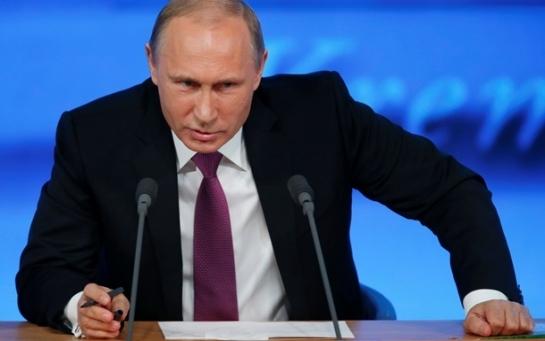Путин превратился в невидимку: об итоговой пресс-конференции президента России
