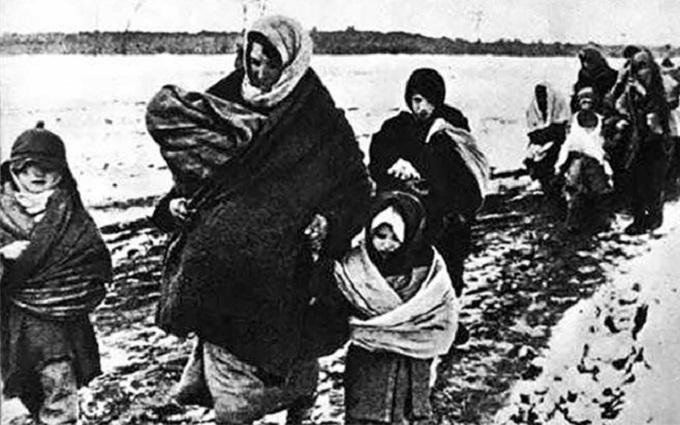 Депортация крымских татар: Сталин нетратился наконцлагеря, печи игаз