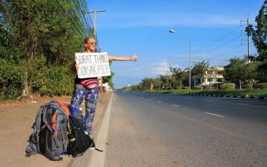 8 особенностей автостопа в Таиланде