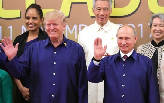 Готовимся к встрече Трампа с Путиным