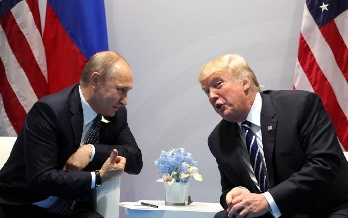 Связка Путин—  Трамп опасна длячеловечества