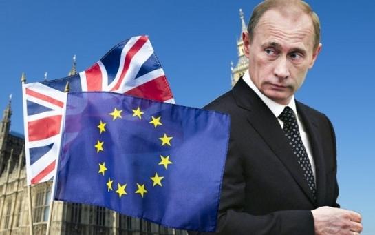 Brexit или все дороги ведут к Путину