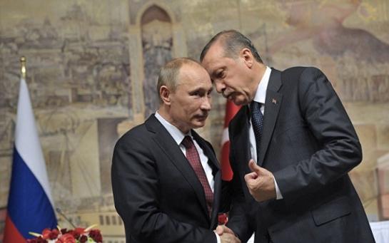 Новая дружба Путина и Эрдогана: реальные и не очень угрозы для Украины