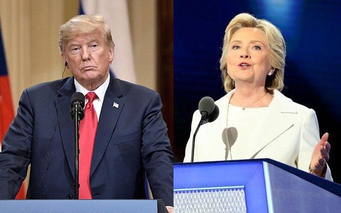 Принципиальная разница между Трампом иХиллари