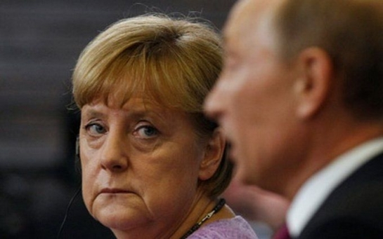 Встреча Меркель и Путина: хозяина Кремля готовят к порке