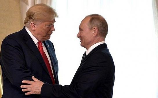 Связь Трампа с Россией влияет на всю геополитику