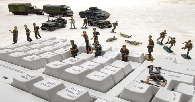 Гибридная война переместилась винформационное поле