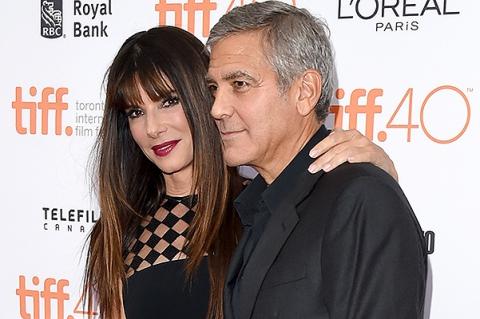 """Джордж Клуни рассказал о работе с Сандрой Баллок: """"Она настоящий босс"""""""