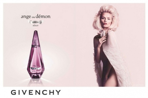 Наташа Поли стала новым лицом аромата Givenchy