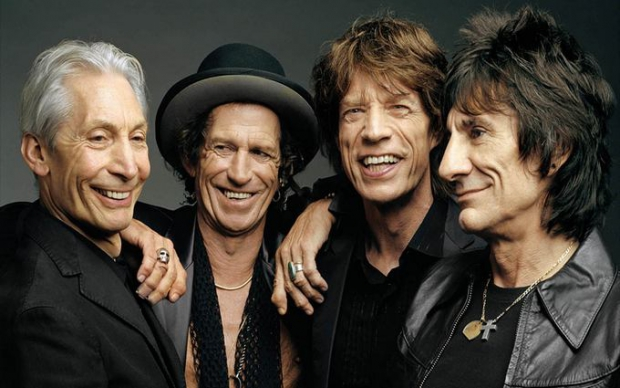 Энди Годдар снимет фильм о Rolling Stones