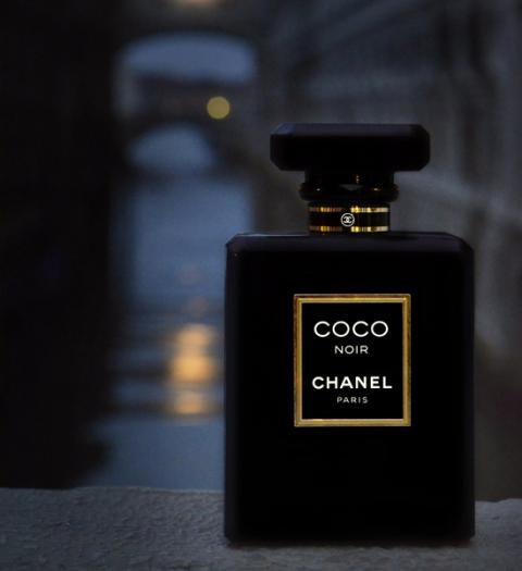 Chanel представили новый аромат Coco Noir