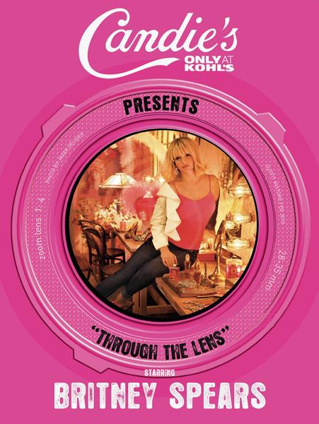Бритни Спирс в рекламе Candie's: три образа поп-принцессы