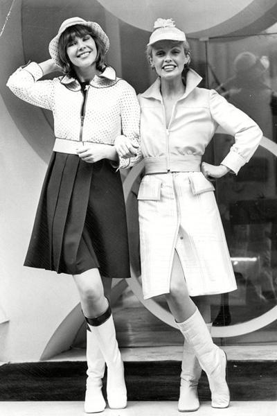 Бренды Courreges и La Redoute объединились для создания коллекции одежды
