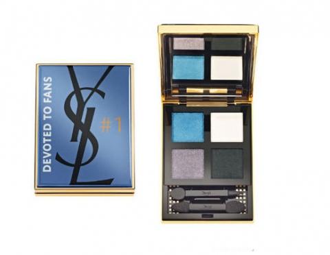 Facebook и марка Yves Saint Laurent выпустили совместную линию косметики