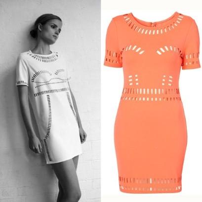 Бренд Topshop обвинили в копировании модели платья