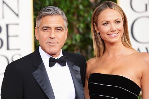 Джордж Клуни и его женщины: 11 подруг актера