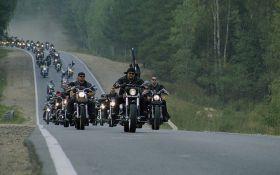 Путинские байкеры начали мотопробег в Словакии