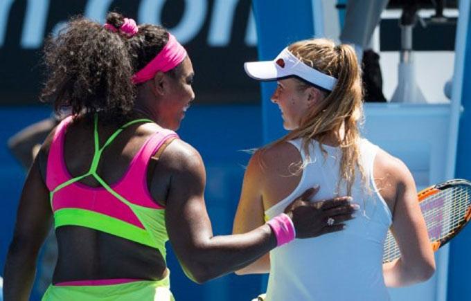 Серена Вільямс - Світоліна: онлайн трансляція матчу 1/8 фіналу Roland Garros
