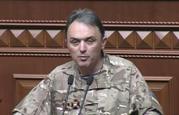 Нардеп Яценюка розповів, як вступив у перестрілку