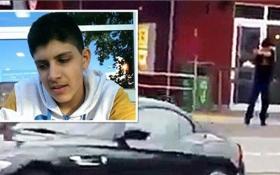 Теракт в Мюнхене: появилось фото стрелка и шокирующие подробности