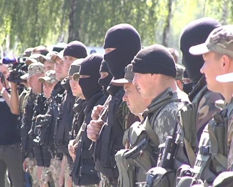 Турчинов привідкрив завісу над новим загоном спецпризначення