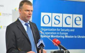 Спостерігачі ОБСЄ зафіксували нові випадки мінування на Донбасі