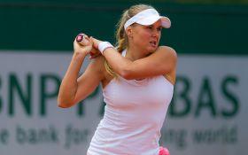 Украинская теннисистка создала сенсацию в квалификации на Roland Garros