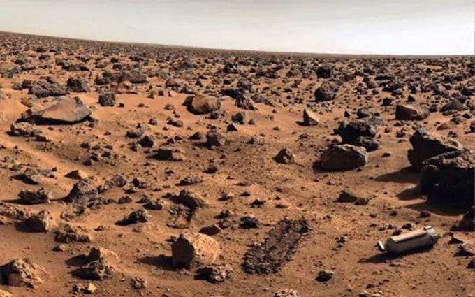 NASA сообщило возможную дату высадки человека на Марс