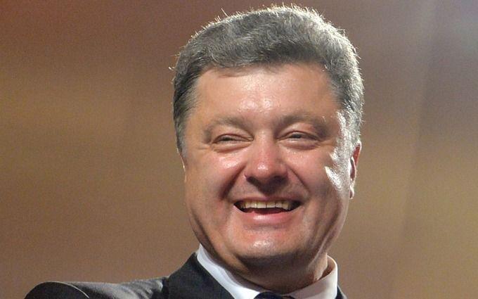 Путінські ЗМІ видали новий фейк про Україну: у Порошенка посміялися