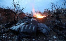 У мережі показали, як загинув пілот збитого російського Су-25 в Сирії