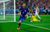Хорватия победила Испанию в битве за первое место: опубликовано видео