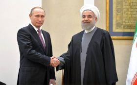 Путін в Тегерані обговорив ядерну угоду та Сирію