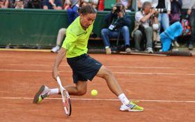 Лучший теннисист Украины выиграл первый матч на Roland Garros