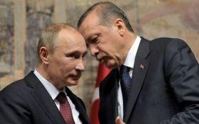 Новую дружбу Путина с Эрдоганом высмеяли смешной карикатурой