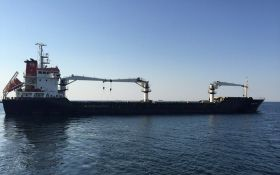 Бунт на турецком судне под Одессой: появилось разъяснение инцидента