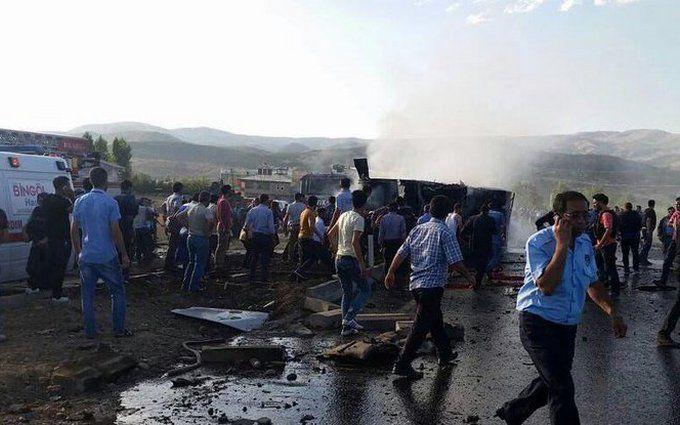 У Туреччині стався новий вибух: є загиблі