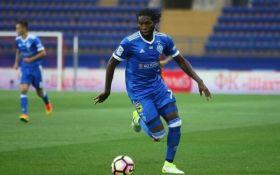 Мбокани забил за Динамо впервые с декабря 2014 года
