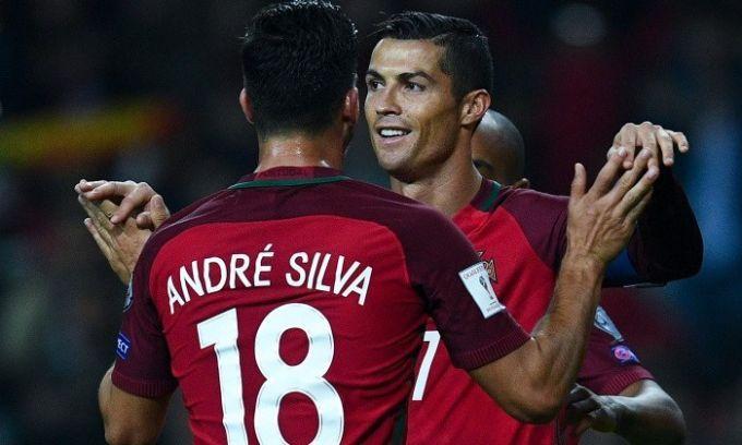 Швейцария разгромила Венгрию, Португалия одолела Андорру