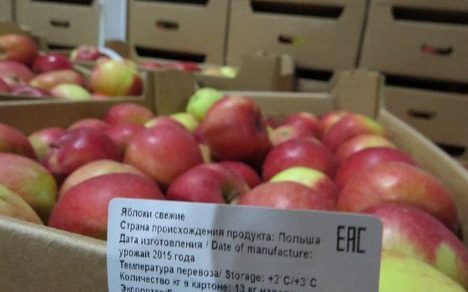 Окупанти в Криму розчавили тракторами тонни іноземних фруктів: з'явилися фото (1)