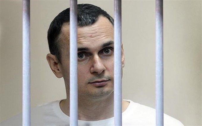 Політв'язень Олег Сенцов оголосив голодування в російській колонії