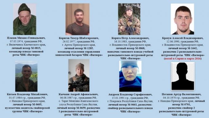"""СБУ показала російських найманців """"Вагнера"""", таємно переправлених в Сирію (2)"""