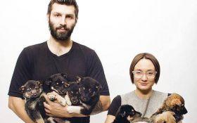 Помоги щенкам найти дом: организатор самого доброго проекта отчитался об успехах