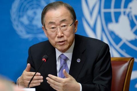 МЗС: Генсек ООН готовий збільшити присутність організації в Україні
