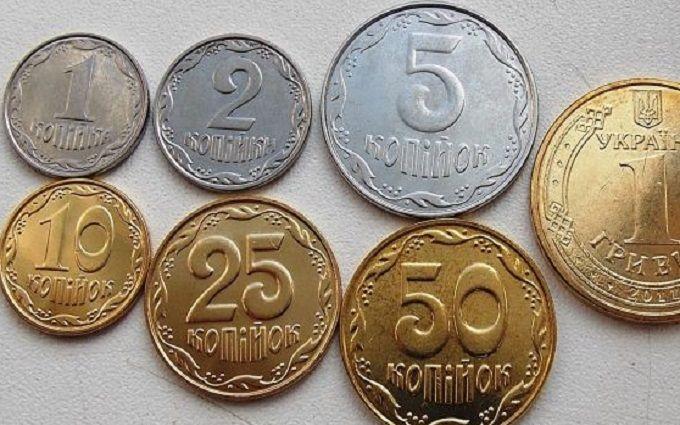 Нацбанк планирует прекратить изготовление мелких монет